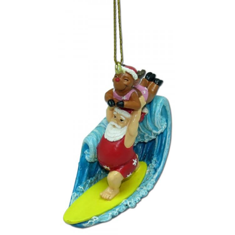 Hawaiian Hawaii Design Island Christmas Ornament ~ TANDEM ...