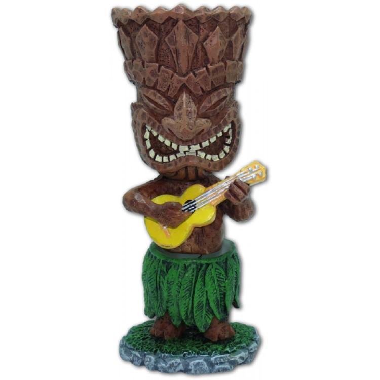 New hawaiian hawaii miniature dashboard mini tiki wukulele doll 4 store categories stopboris Images